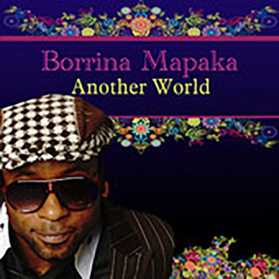 Pochette de l'album ANOTHER WORLD de Borrina Mapaka