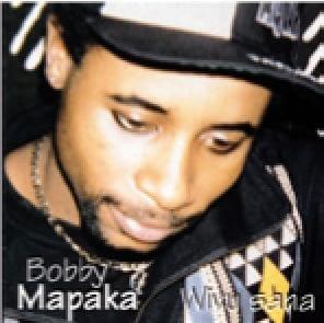 Pochette de l'album Wivu Sana de Borrina Mapaka