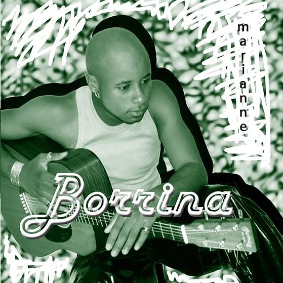 Pochette de L'album MARIANNE de Borrina Mapaka